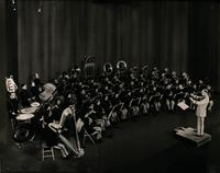 Augsburg College Band, 1958