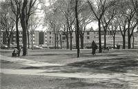 Murphy Square, facing south, circa 1975.