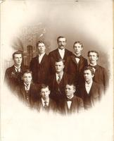 Augsburg Seminary Students, circa 1900.