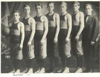 Basketball Team, 1911
