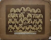 Augsburg Seminary Graduates and Professors, 1893