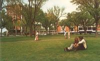 Murphy Square, facing southwest, circa 1970.