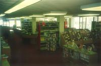 Sverdrup Library, Reference Section, facing northwest, 1997.