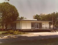 Murphy Place, south facade, facing northeast, circa 1975.