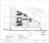 Augsburg College Master Plan, Twenty-Five Year Development, 1964.