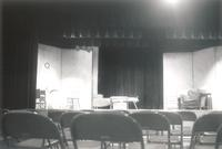 Little Theater, interior, circa 1965.