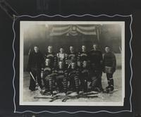 National Intercollegiate Hockey Champions, circa 1927