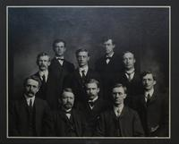 Augsburg Seminary Faculty, circa 1895