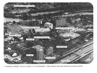 Aerial Photograph of Augsburg College