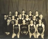 Basketball Team, 1932-33