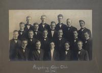 Augsburg Glee Club, 1915-1916