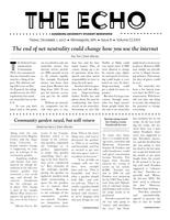 Augsburg Echo December 1, 2017